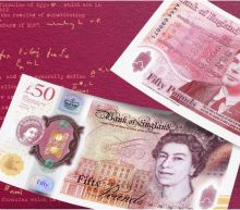 New Alan Turing £50 note enters circulation