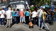 Venezuelans report big weight losses in 2017 as hunger hits