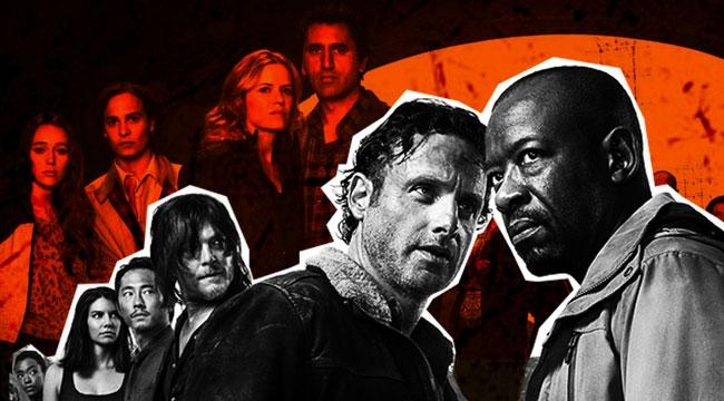 There's One Dramatic Way 'Fear The Walking Dead' Could Raise The Stakes On 'The Walking Dead'