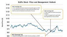 Schlumberger: Inside Management's Views for 2018
