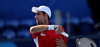 Novak Djokovic Falls in Bronze Medal Match as He Looks to One More Shot at the Podium in Tokyo