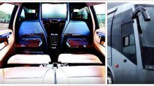 Inside the luxurious vanity van of Bollywood stars!