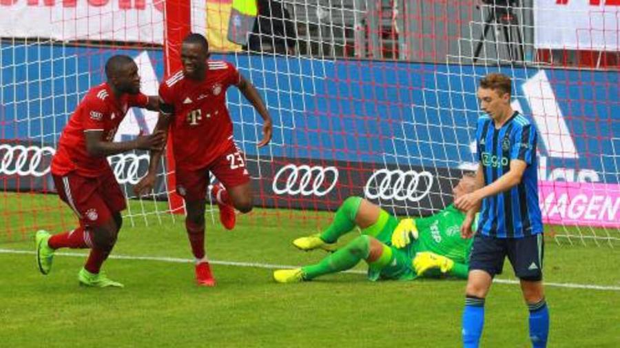 Wächst hier Bayerns neues Traumduo heran?