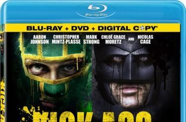 Clips from Kick-Ass Blu-ray show off exclusive special features
