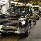 General Motors Will Return U.S. Pickup Truck Factories to Round-the-Clock Production on Monday