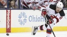 Impatient but encouraged, Taylor Hall likes Devils' offseason adds