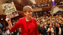 Scotland should have new choice on independence at end of Brexit - SNP policy document