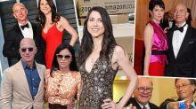 Amazon CEO Jeff Bezos' ex wife MacKenzie Scott is now the richest woman in the world