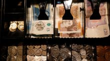 Pound holds gains as Brexit Party pledge eases hung parliament fears