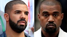 Kanye West breaks silence on rumours about Kim Kardashian West and Drake
