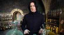 """Alan Rickman: So wurde Severus Snape zum wahren """"Harry Potter""""-Helden"""