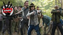 'The Walking Dead' costume designer talks Season 8 battle wear, clothing the Heapsters, and why so many walkers wear skirts