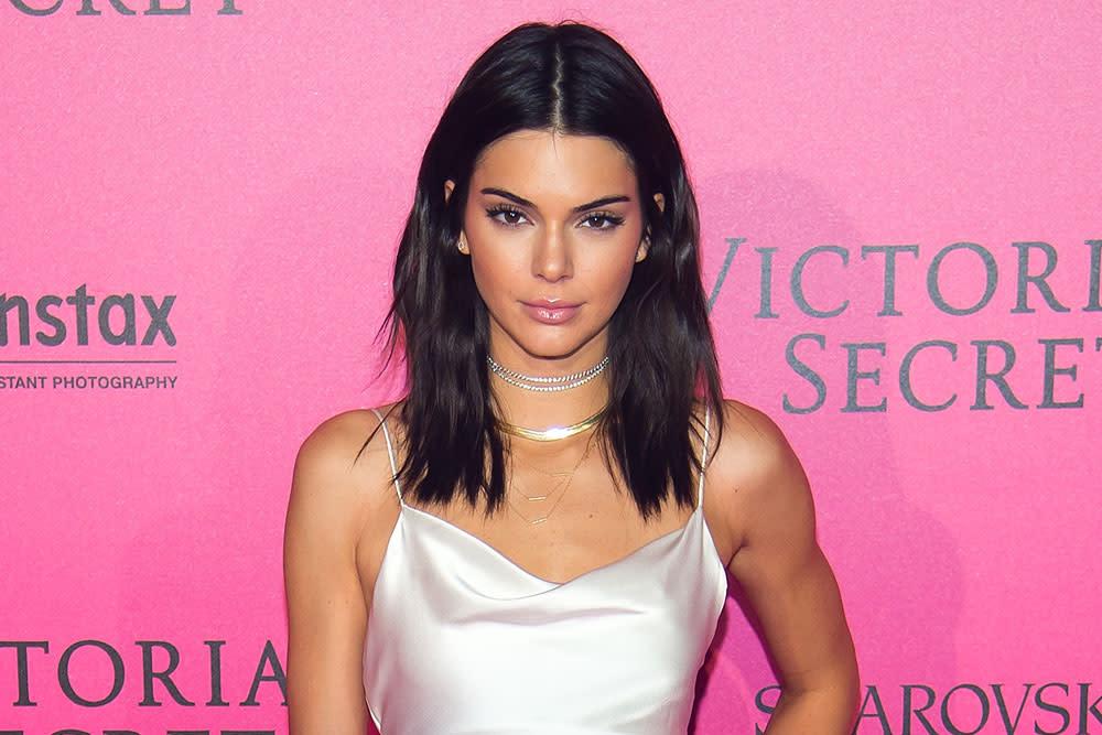 Kendall Jenner's Weird Weight-Loss Trick Involves Paint