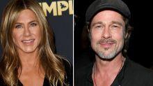 Brad Pitt asistió a fiesta de cumpleaños de Jennifer Aniston