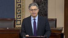 Al Franken announces intention to resign from Senate over sexual misconduct allegations