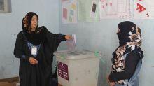 Afghan parliamentary polls underway despite threats