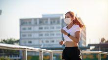 Joggen mit Mundschutz - ist das sinnvoll?