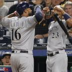LEADING OFF: Cubs-Brewers meet in NL Central showdown