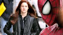 Amazing Spider Man 2, Shaliene Woodley Mary Jane Watson FirstPic