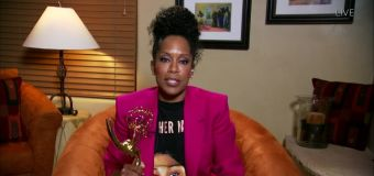 Regina King explains why she wore a Breonna Taylor t-shirt to the Emmys