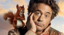 Robert Downey Jr's first post-Avengers movie 'Dolittle' is getting panned