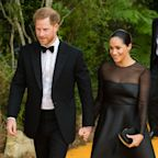 Meghan Markle and Prince Harry Looked Perfectly Elegant at Her Friend's Wedding