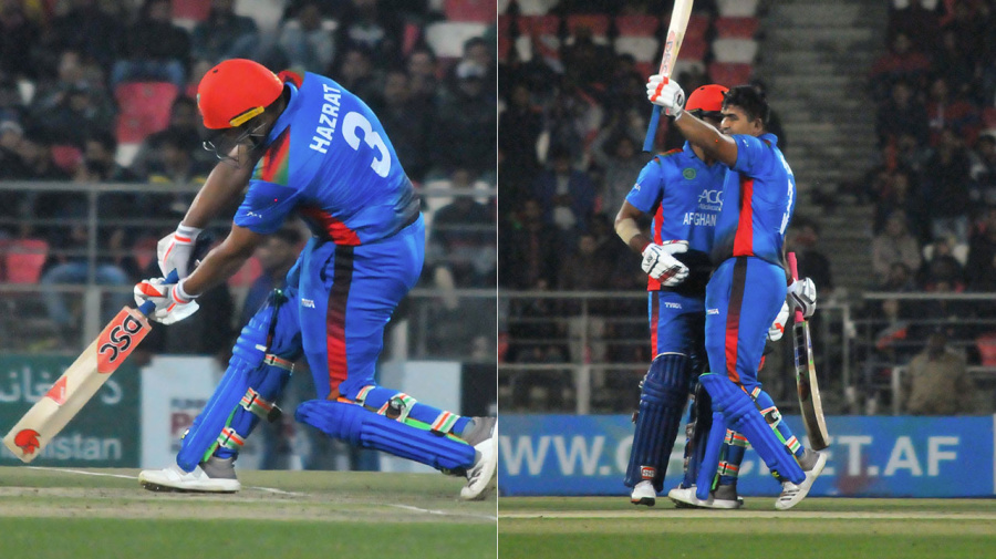 Afghani stuns cricket world with record-breaking knock