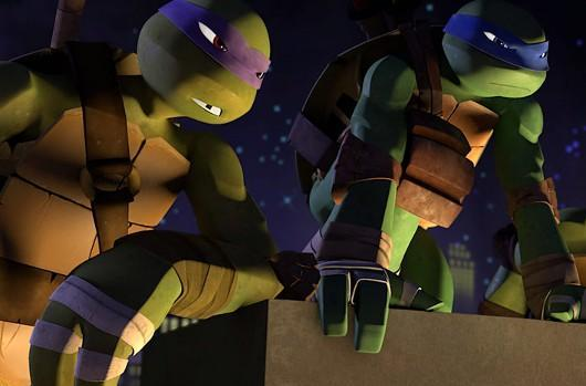 Activision and Nickelodeon team up for 3 TMNT games