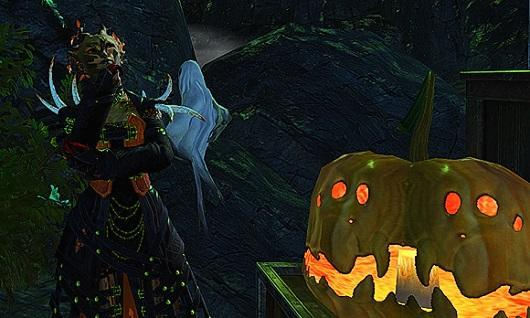 Flameseeker Chronicles: Gem store scares and lore treats in Guild Wars 2