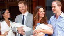 Experta en lenguaje corporal compara los primeros momentos como madre de Kate Middleton y Meghan Markle
