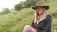 Carol Vorderman reveals the secret behind her award-winning bottom