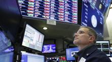 Stocks fight back after Tuesday's massive sell-off