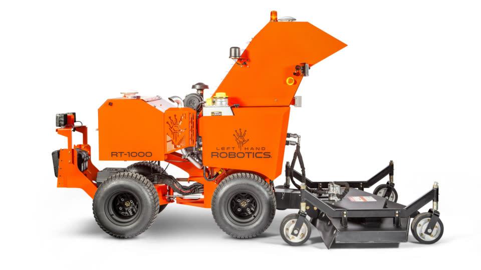 Toro acquires robotic tractor/snow blower maker, Left Hand Robotics