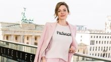 Rebecca Ferguson Can Change a Tire, and Rock a Cavalli Pirate Suit