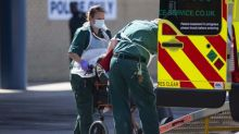 UK coronavirus death toll jumps by 204 as total hits 40,465