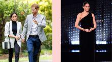 梅根經常觸犯王室美容規條? 除了塗黑色指甲油 原來還有這3樣!