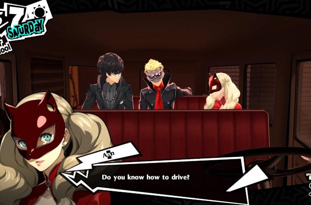 'Persona 5 Royal' taps into the joy of replaying your favorite game