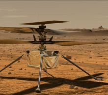 Software fix planned for Mars helicopter
