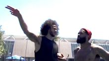 Colin Kaepernick Posts Passing Video: 'Staying Ready Against The Odds!'