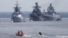 Russia beefs up Baltic Fleet amid NATO tensions: reports