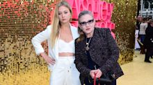 Carrie Fisher's daughter Billie Lourd to inherit nearly $7 million