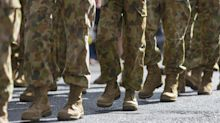 Australian soldier dies after collapsing during training session