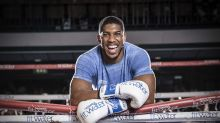 Exclusive: Anthony Joshua sends a chilling message to Deontay Wilder