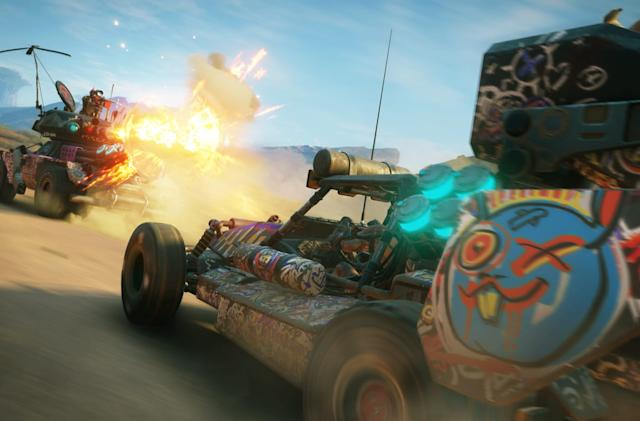 'Rage 2' serves up open world mayhem on May 14th, 2019