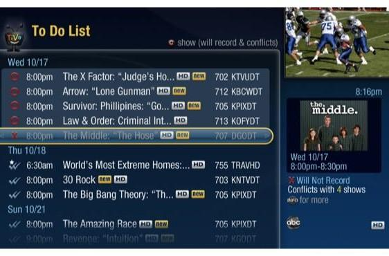 TiVo Premiere fall update starts rolling out with more HD menu screens and a few other tweaks