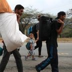 Venezuelan Migrants Rush To Peru Ahead Of Tougher Immigration Law