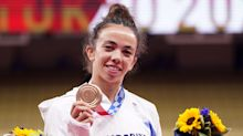 Chelsie Giles cherishes starting Team GB's medal haul in birthplace of judo