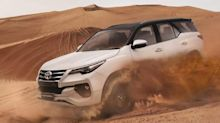Toyota Fortuner's limited-run TRD edition launched at Rs. 35 lakh