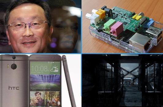 Daily Roundup: Blackberry's identity crisis, Oculus Rift meets Game of Thrones and more!