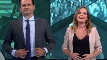 Iñaki López y Andrea Ropero ('La Sexta Noche') sorprenden con esta 'misteriosa' visita a otro programa